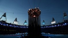 #London2012: Beginning of the closing ceremony..