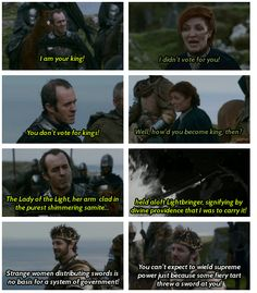Monty Python and the Game of Thrones