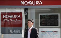 Japan's premier investment bank foresees its fintech team snapping up more MBAs