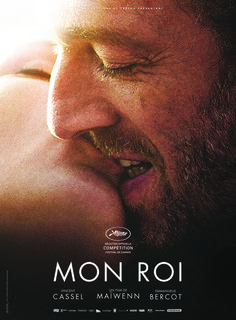 #cannes2015 Mon roi de  Maïwenn (2015 - octobre). L'étonnant rôle comique de Louis Garrel, tourbillon d'émotions toxiques. Pourquoi pas !