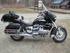 2000 Honda Valkyrie Interstate GL 1500 CI – SOLD