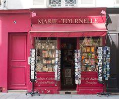 Paris Paper Shop on Ile St Louis