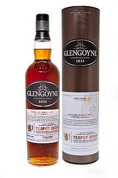 The Teapot Dram Glengoyne Highland Single Malt Scotch Whisky - Glengoyne Distillery