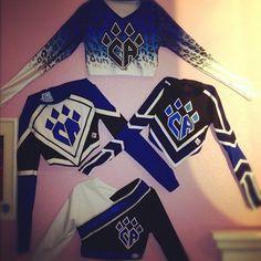 Cheer Athletics Uniforms #cheerleading, #cheerleader #cheer
