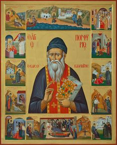 Lives Of The Saints, New Saints, John Chrysostom, Archangel Raphael, Raphael Angel, Roman Mythology, Greek Mythology, Byzantine Icons, Orthodox Christianity
