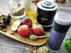 Bosbessensmoothie met de Breville Active Blender van IT&M Passion for Food