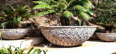 durie design gabion bowl 2