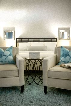 Hotel in Your Home, Bedrooms Design