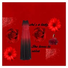 """""""Hot chile pepper"""" by wash-drea on Polyvore featuring ombre and 60secondstyle"""