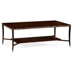 Check out this item at One Kings Lane! Soho Coffee Table, Espresso/Multi