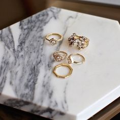 """""""visiting the boutique feels like going to your coolest friend's living room; small enough to feel relaxed and welcoming, with carefully chosen cabinets and artwork."""" We're still blushing from this lovely blog post by @thecutlondon our work when they visited our #london shop a few weeks ago  #zoeandmorgan #thecutlondon #diamonds"""