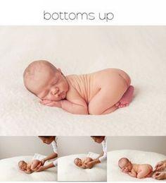 Strike a Pose ~ Charleston Newborn Photography » www.bumpmeetbaby.com
