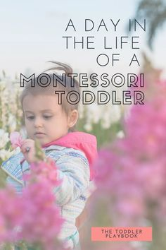 A Day in the Life of a Montessori Toddler - The Toddler Playbook Nature Activities, Toddler Learning Activities, Parenting Toddlers, Learning Toys, Infant Activities, Science Activities, Parenting Hacks, Montessori Homeschool, Montessori Toddler