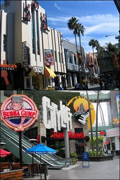 CityWalk Universal Studios Hollywood