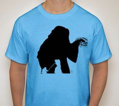 Emperor Palpatine Silhouette T-Shirt by DJsDecals on Etsy
