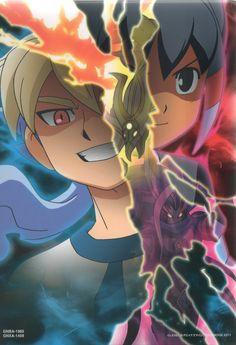 Inazuma Eleven GO Image - Zerochan Anime Image Board Evans, Anime K, Galaxy Movie, Iron Man Avengers, Best Pet Insurance, Inazuma Eleven Go, Epic Art, Noragami, Httyd