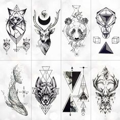 Geometry cool Temporary Tattoo Sticker Women Minimalist lines pattern Body Art New Design Fake Men Tattoos The Effective Pictures We Offer You About Tattoo Pattern geometric A quality picture can tell Real Tattoo, Fake Tattoos, Body Art Tattoos, Tattoos For Guys, Men Tattoos, Small Tattoos, Girl Tattoos, Temporary Tattoo Designs, Tattoo Designs Men