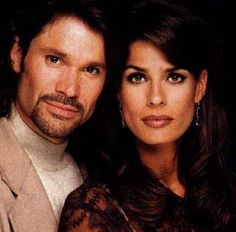 Bo and Hope (Peter Reckell and Kristian Alfonso)  Days of Our Lives
