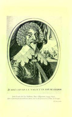 Jean Louis de la Valette, Duc d'Epernon