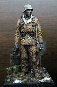 .German Soldier