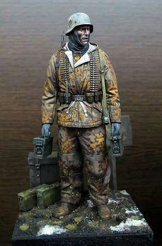 .German Soldier