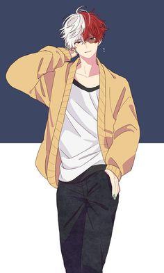 My Hero Academia (僕のヒーローアカデミア) - Shouto Todoroki (轟 焦凍)