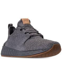 New Balance Men s Fresh Foam Cruz Running Sneakers from Finish Line Men -  Finish Line Athletic Shoes - Macy s ed55092a8c