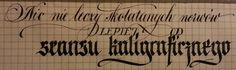 Nothing heals the soul better than the the calligraphic session. #calligraphy #copperplate #fractura
