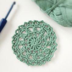 Sunday Crochet Motif - Deux Brins de Maille