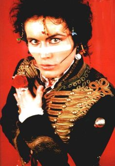 'Ant music for sex people': Adam and the Ants live Adam Ant, New Wave Music, Music, Latest Music, Happy Birthday Adam, Ant Song, Singer, Post Punk, Ant Music