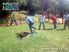 Imbumba Aganang Facilities Management Corporate Fun Day team building event in Pretoria, facilitated and coordinated by TBAE Team Building and Events Team Building Games, Team Building Exercises, Team Building Events, Monument Park, Pretoria, Teamwork, Activities, Fun, Team Games