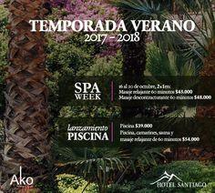 HOTEL SANTIAGO: Spa week y lanzamiento piscina #SantiagoElegante_HotelSantiago  #SantiagoElegante #HotelSantiago #HotelesSantiago #LasCondes #masajes #masaje #spa