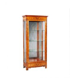 Buy Jansen Rectangular Burl Vitrine Left Door Open In Walnut Finish 33536 from National Furniture Supply at lowest price and great service. Glass Wall Shelves, Door Displays, Door Opener, Walnut Finish, It Is Finished, Doors, Vintage, Home Decor, Refrigerator