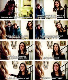 My favorite shameless scene ever ♡