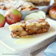 Brioche-Auflauf French Toast, Breakfast, Food, Brioche, Apple Recipes, Casserole, Easy Meals, Chef Recipes, Morning Coffee