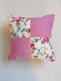Small pin cushion - easy for children to make!