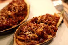 Recept: Gevulde Aubergine (vegetarisch) - Fitbeauty