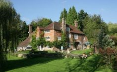 The House at Pooh Corner, Cotchford Farm: Tour This Real Storybook House | http://betweennapsontheporch.net/home-of-a-a-milne-author-of-winnie-the-pooh-cotchford-farm-the-house-at-pooh-corner/