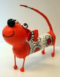 Hond Oranje / Dog Orange