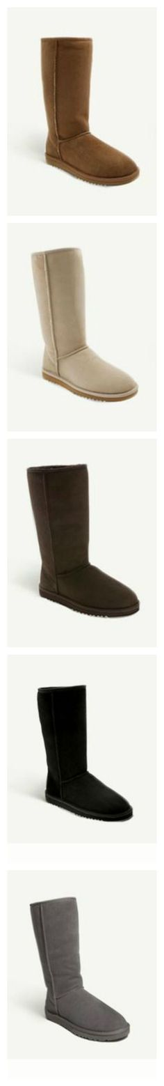 So classic & comfy. <3 UGG Boots.