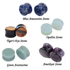 Find More Body Jewelry Information about New 10pieces 5 Styles Ear Plug Body piercing Jewelry Organic Stone Ear Plugs Saddle Flared Tunnels Ear Plugs Tunnel Earrings,High Quality earings display,China jewelry printer Suppliers, Cheap jewelry store hong kong from Longbeauty Official Store on Aliexpress.com
