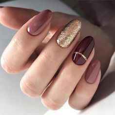 If it is time for you to do your next nail polish, then below you can see the top 10 nail polish colors for You should not miss any of these. What is nail polish? What is known as nail polish is some kind of lacker that has been used for … Short Oval Nails, Classy Nail Art, Classy Gel Nails, Acrylic Nails Almond Classy, Classy Simple Nails, Nailed It, Almond Shape Nails, Almond Nail Art, Nails Shape