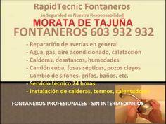 Fontaneros Morata De Tajuña 603 932 932