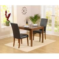 Bonsoni is proud to present this Anna Brown Pu Dining Chair (Pair) - Dark Wood Legs. This is a beautiful, strong, and sturdy Dining Chair. This Anna Brown Pu Dining Chair (Pair) - Dark Wood Legs has finish and Minor Assembly Required. Anna Dining Chairs w Dark Wood Dining Table, Square Dining Tables, Dining Chairs, Dining Set, Small Kitchen Set, Home Decor Furniture, Unique Home Decor, Modern, Contemporary