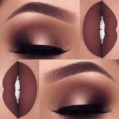Makeup tutorial dark skin lips 41 Super ideas Make-up Tutorial dunkle Haut Lippen 41 Super Ide Cute Makeup, Gorgeous Makeup, Pretty Makeup, Fall Makeup Looks, Clown Makeup, Scary Makeup, Autumn Makeup, Witch Makeup, Funny Makeup