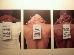 Shared by sheila mai❁. Find images and videos about black, gay and muslim on We Heart It - the app to get lost in what you love. Equal Rights, Faith In Humanity, Human Rights, Women's Rights, No Time For Me, Words, Wisdom, Diversity, Politics