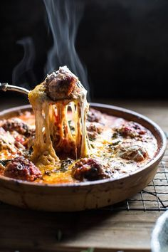 """Simple Baked Italian Oregano Meatballs in my latest … Home Cookin' ! (Great Homes, Great Food!) … Comfort Food in a Key West """"Comfort Zone"""" Easy Holiday Recipes, Great Recipes, Dinner Recipes, Favorite Recipes, Recipe Ideas, Italian Recipes, Beef Recipes, Cooking Recipes, Italian Foods"""