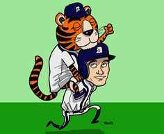 ALDS Games 1 and 2 | Roar of the Tigers