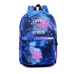 2016 Brand Bag Fashion Laptop Backpack Printing BTS School Bags For Teenagers Canvas Men Out door Travel Rucksack Mochila Cheap