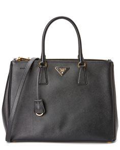 Prada Saffiano Lux Leather Double-Zip Tote  $1,999.99 $2,500.00
